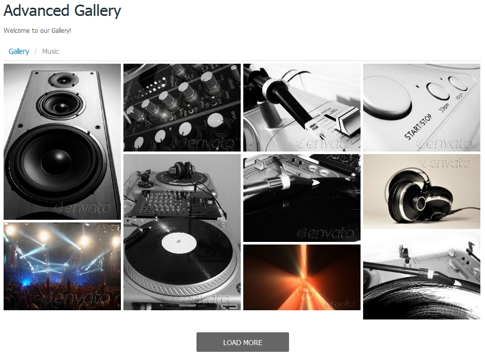 X-Cart Advanced Responsive Gallery